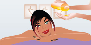 Organisers of pamper parties for all occasions and hen parties